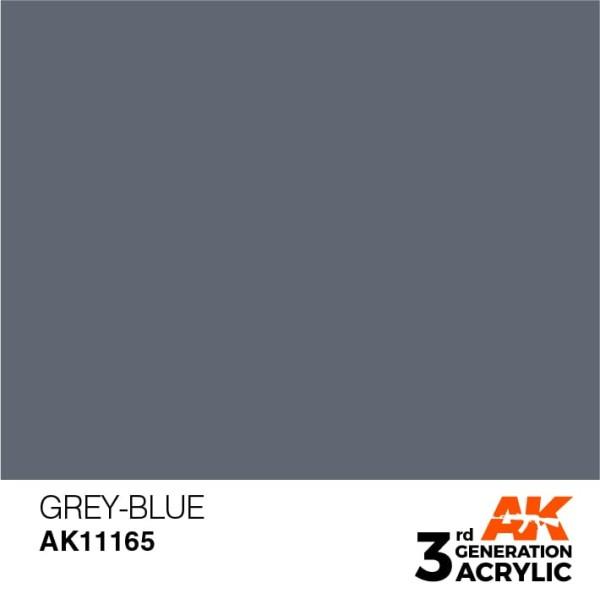 Grey-Blue - Standard