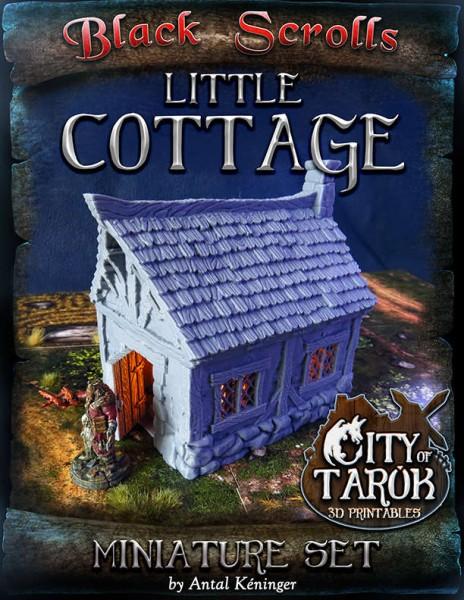 City of Tarok: Little Cottage