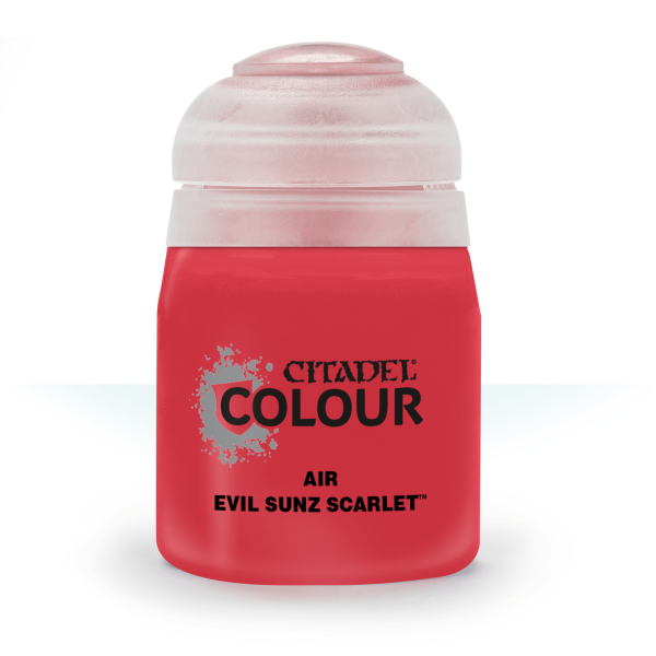 Air Evil Sunz Scarlet