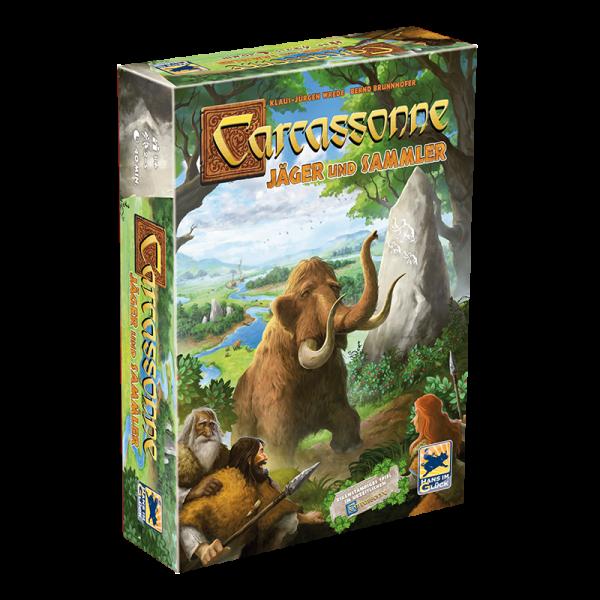 Carcassonne Jäger und Sammler