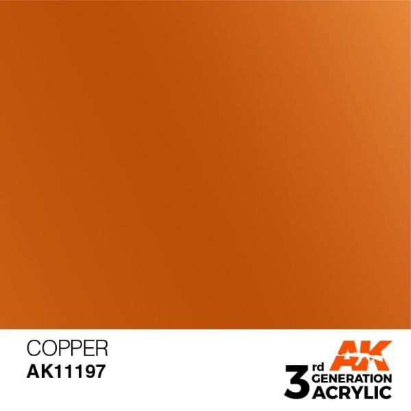 Copper - Metallic