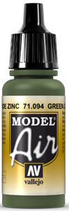 094 Green Zinc Chromate, 17 ml