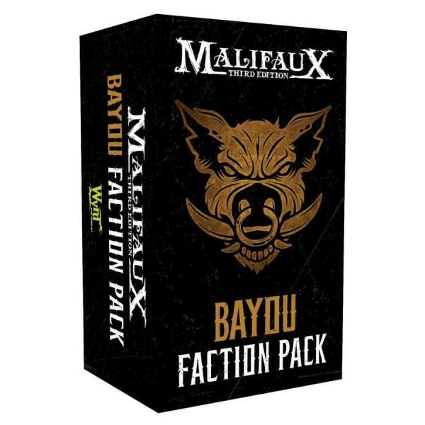 BAYOU FACTION PACK