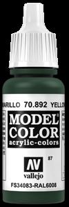 087 Gelbolivgrün (Yellow Olive)