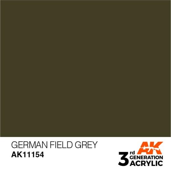 German Field Grey - Standard