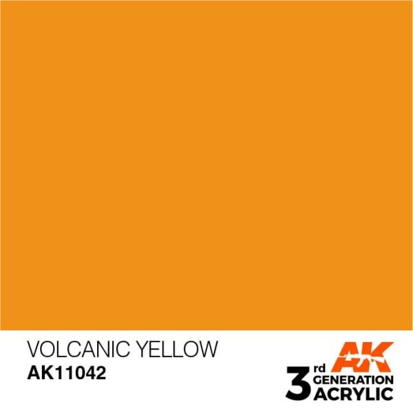 Volanic Yellow - Standard