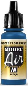 088 French Blue, 17 ml