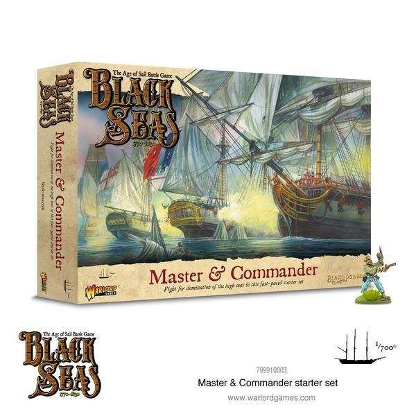 Master & Commander Starter Set