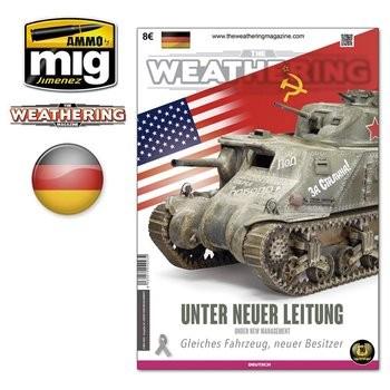 The-Weathering-Magazine-Ausgabe 24. Unter Neuer Leitung