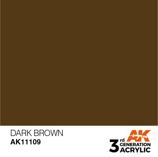 Dark Brown - Standard
