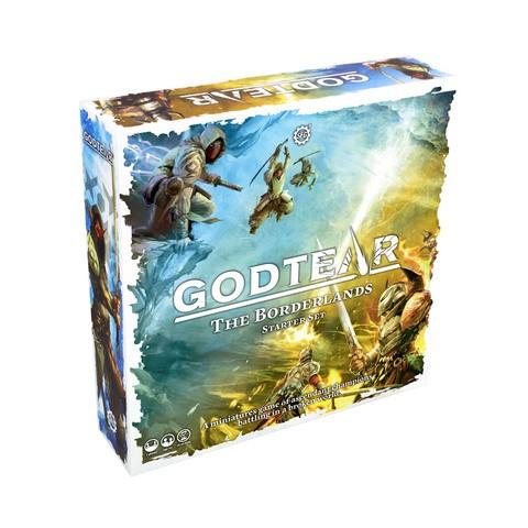 Godtear - The Borderlands Starter Set
