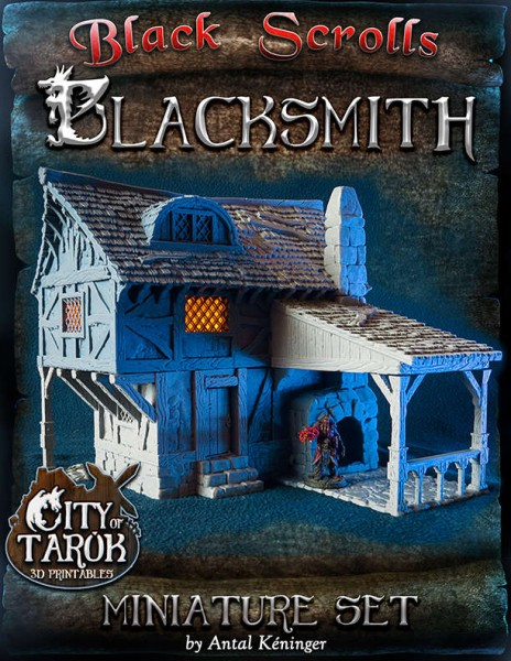 City of Tarok: Blacksmith