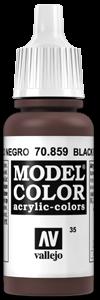 035 Schwarzrot (Black Red)