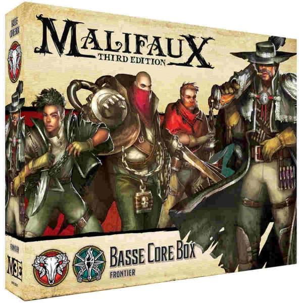 MALIFAUX 3RD EDITION: BASSE CORE BOX