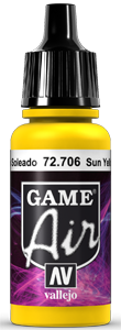 Game Air Sunblast Yellow