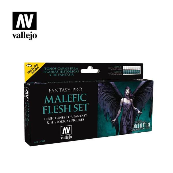 Fantasy-Pro Malefic Flesh