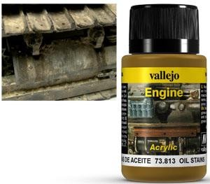 Engine Effect Oil Stains 40 ml