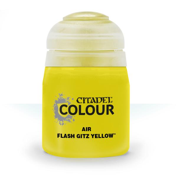 Air Flash Gitz Yellow