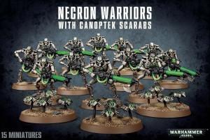 Necron Warriors (alt)