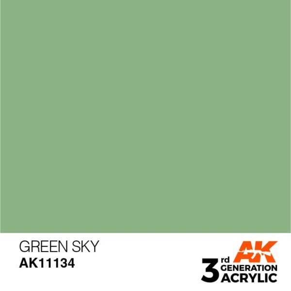 Green Sky - Standard