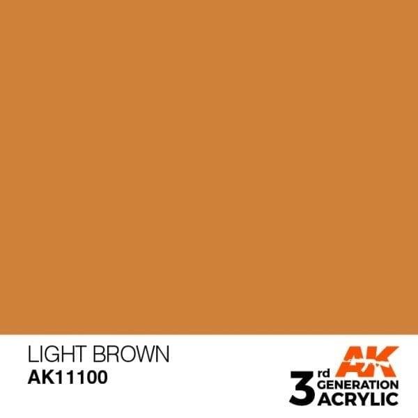 Light Brown - Standard