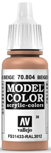 036 Beigerot (Beige Red)