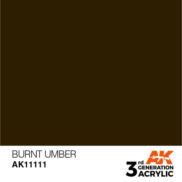 Burnt Umber - Standard
