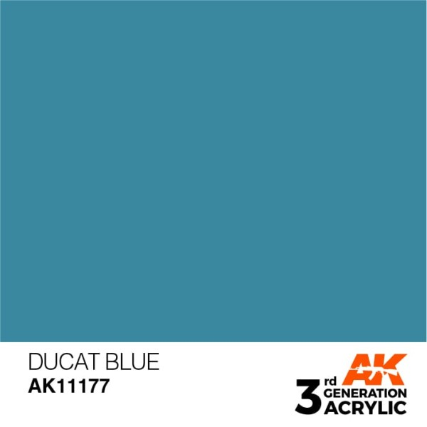 Ducat Blue - Standard
