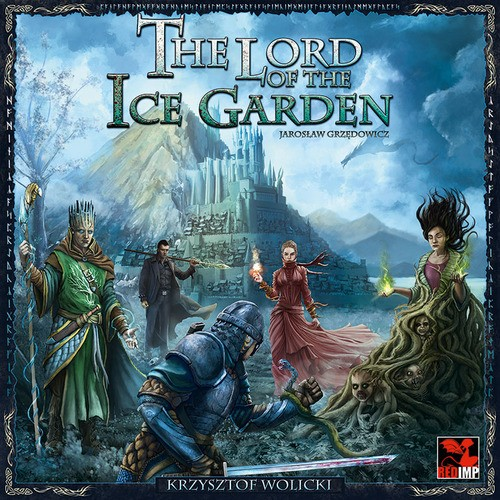 The Lord of the Ice Garden ENGLISCH