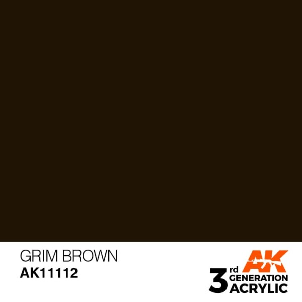 Grim Brown - Standard