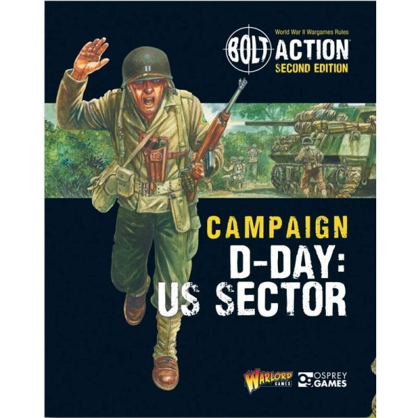 D-Day: The US Sector campaign book (EN)