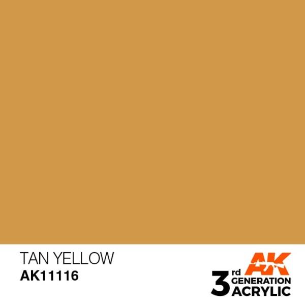 Tan Yellow - Standard
