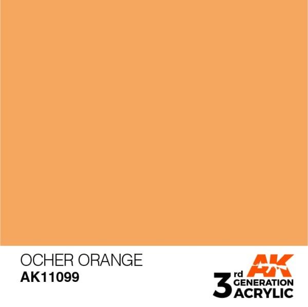Ocher Orange - Standard