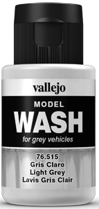 Model Wash 515 Light Grey