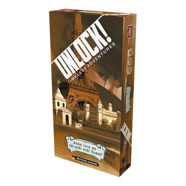 Unlock! - Arsene Lupin und der große weiße Diamant