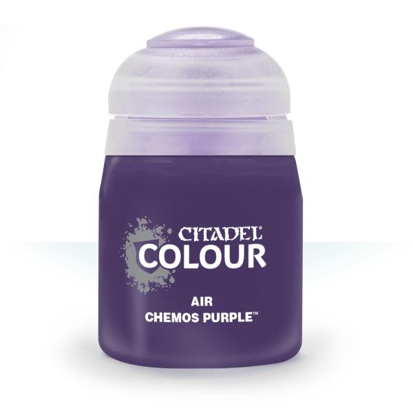 Air Chemos Purple