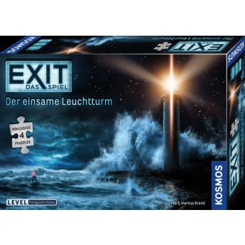 Exit - Das Spiel mit Puzzle: Der einsame Leuchtturm