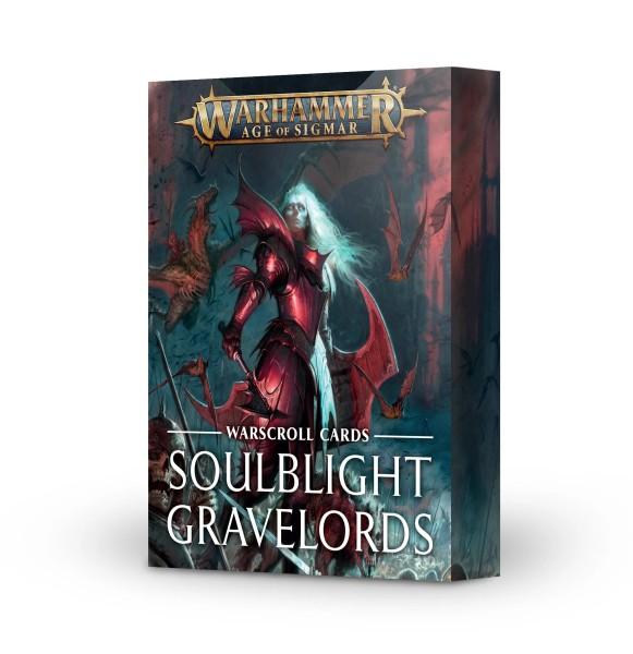 Schriftrollenkarten: Soulblight Gravelords