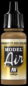 032 Golden Brown, 17 ml