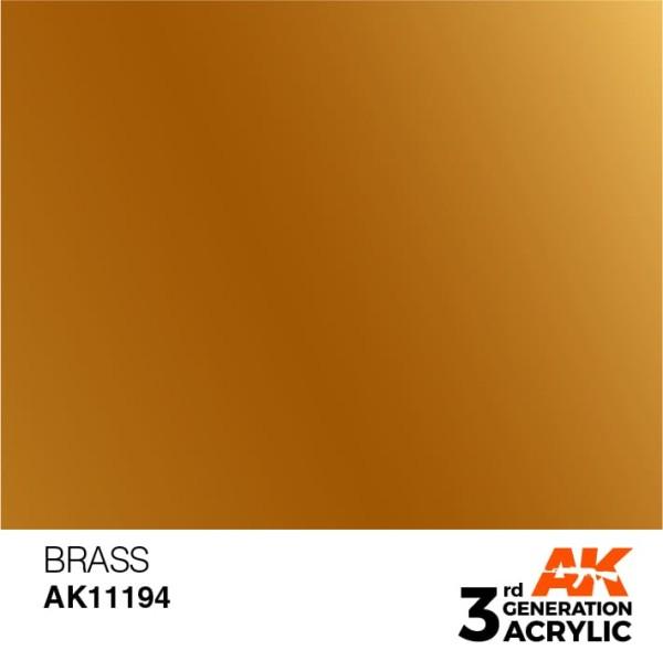 Brass - Metallic