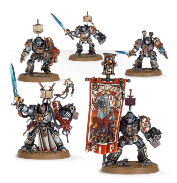 Paladine der Grey Knights
