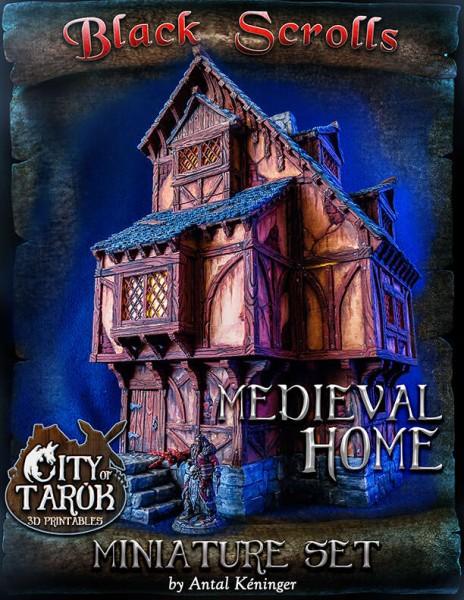 City of Tarok: Medieval Home