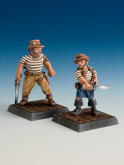 Pirat und Cuchillo 1