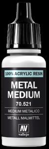 191 Metallisches Malmittel (Metal Medium)