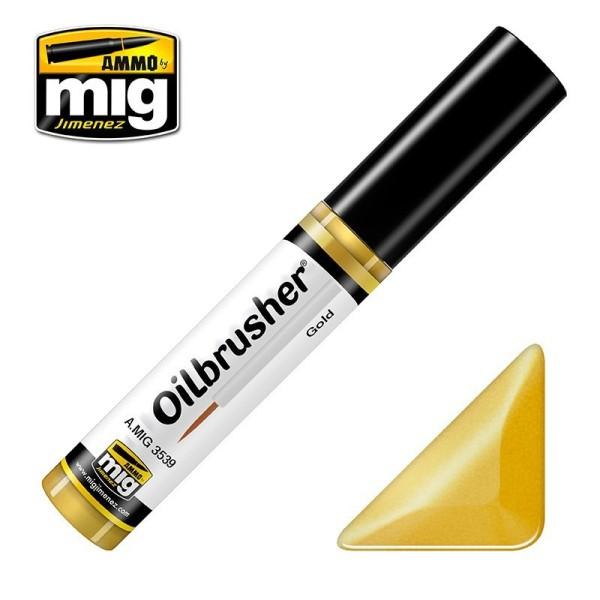 Oilbrusher Gold (10ml)