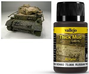 Thick Mud Russian 40 m
