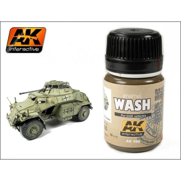 Africa Korps Wash