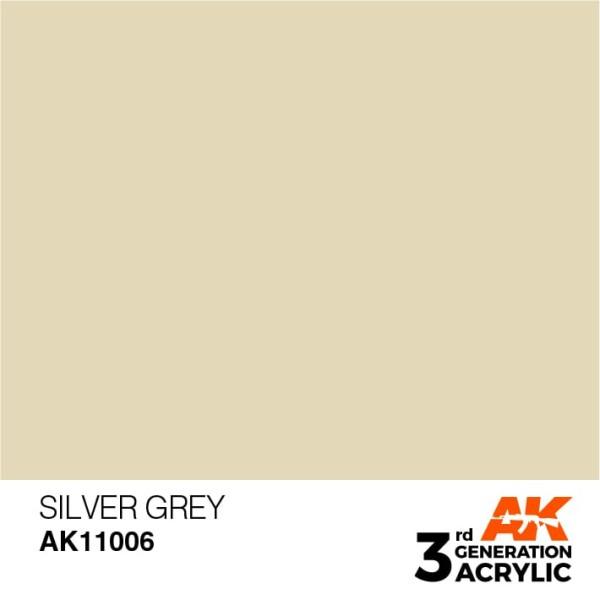 Silver Grey - Standard