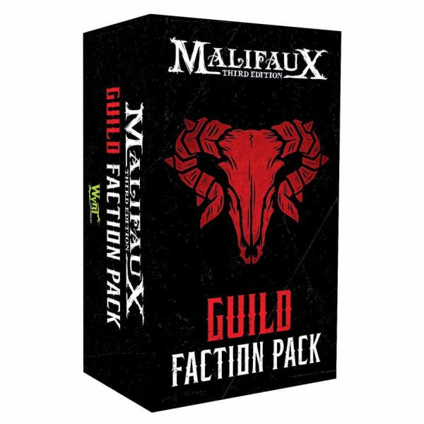 MALIFAUX 3RD EDITION: OUTCAST FACTION PACK
