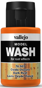 Model Wash 507 Dark Rust